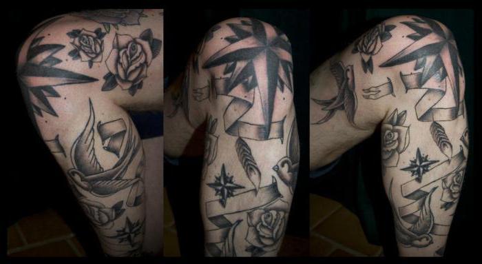 Gwiazdy Na Kolanach Znaczenie Tatuażu