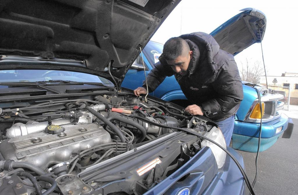 Pokretanje automobila s dizelskim motorom na hladno