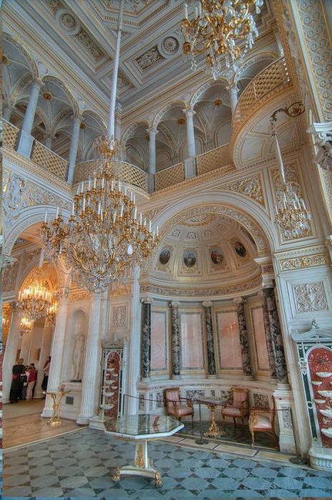 Država Hermitage St. Petersburg