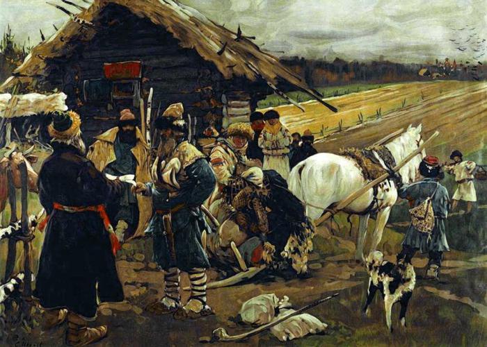 državna seljačka reforma