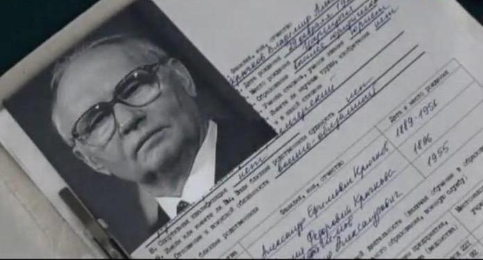 Kryuchkov Vladimir državnik