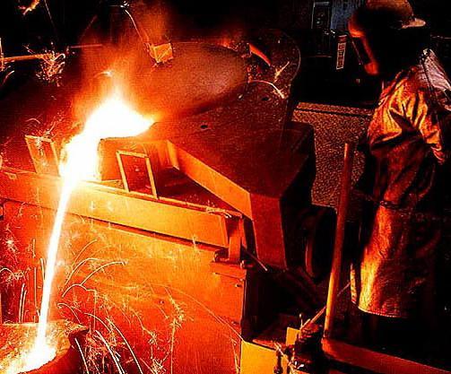 fabbrica d'acciaio kremenchug