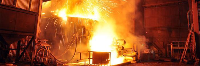 tecnologia di produzione dell'acciaio