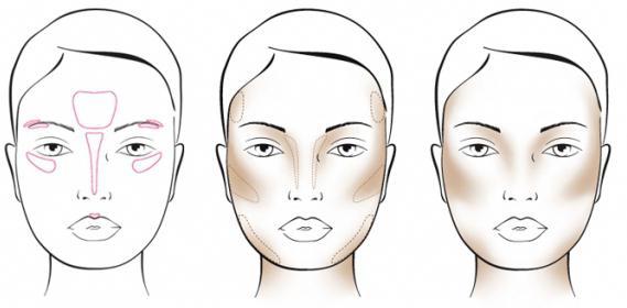foto di scultura faccia