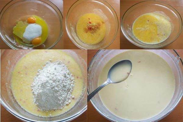 палачинки с рецепта за кайма