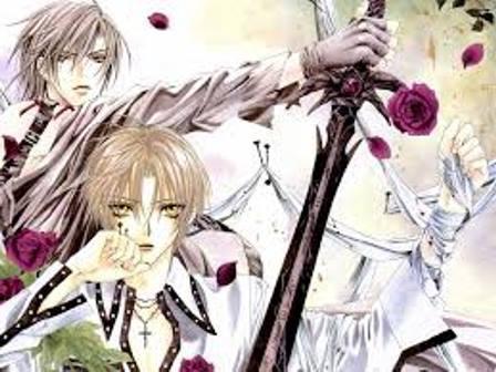 popis anime u žanru sen