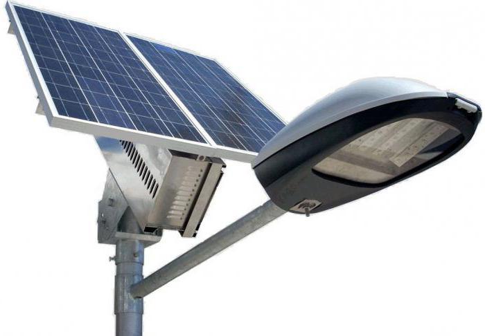 lampioni ad energia solare