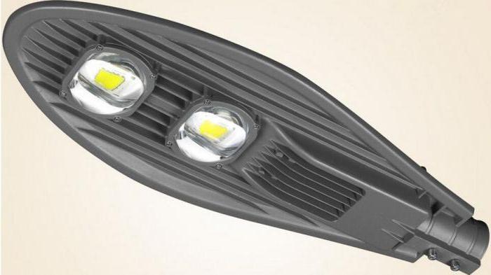 Lampione stradale a LED da 100 watt