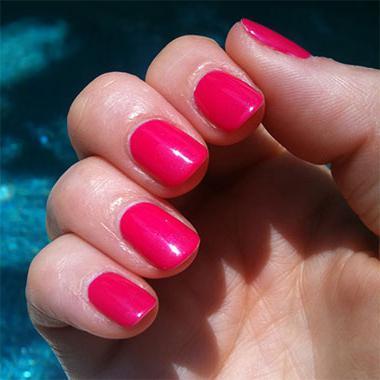 recensioni di rafforzamento gel per unghie