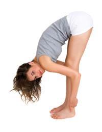 esercizi di stretching spinale