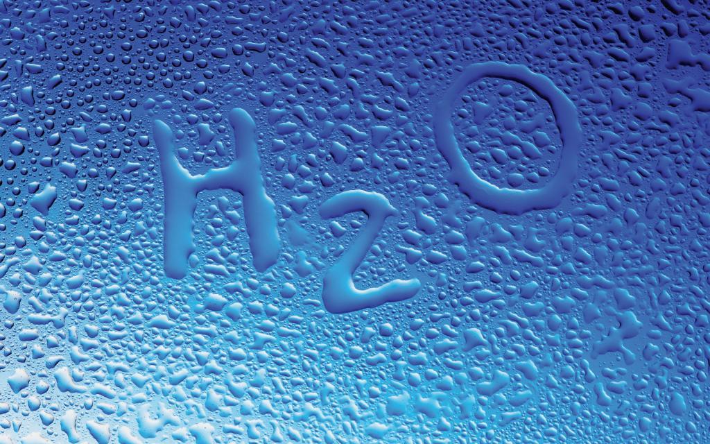 formula za vodu