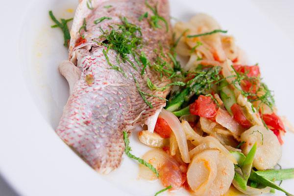 ricetta di pesce ripieno