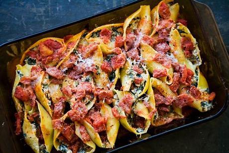 ricetta per la pasta ripiena