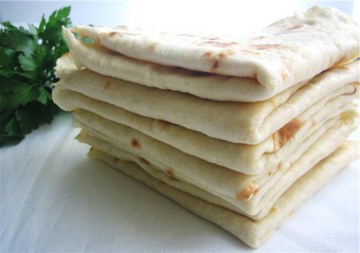 punjenje za pita kruhove