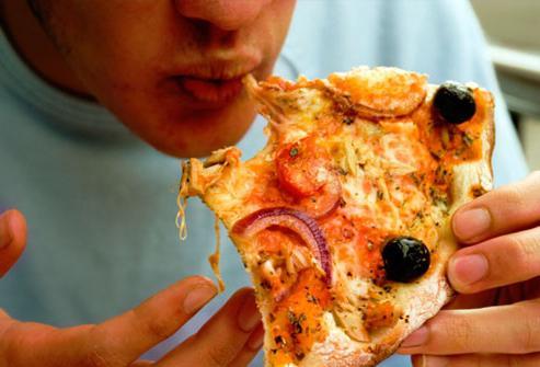 gustoso ripieno di pizza