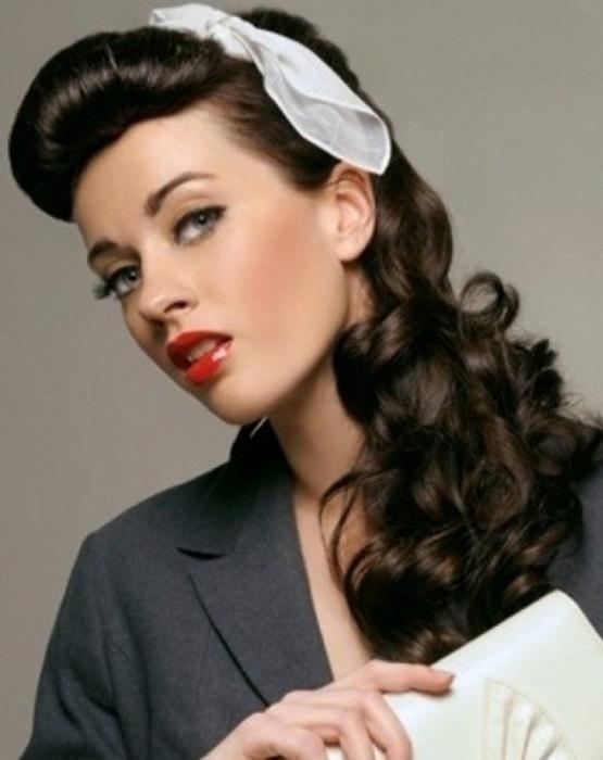 styling per capelli lunghi