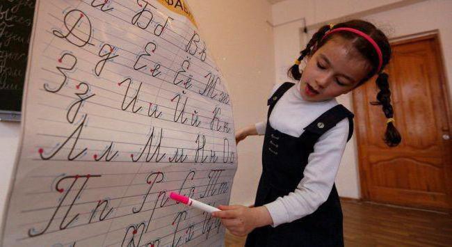 Settimana della lingua russa nella scuola primaria