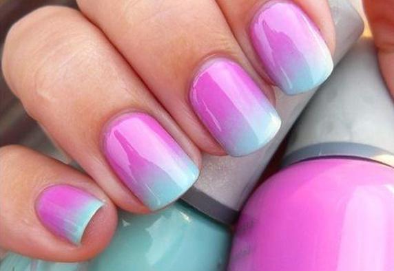 ekspresowy manicure