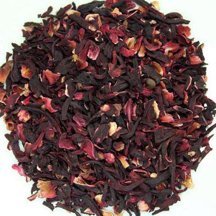 Sudańska herbata różana