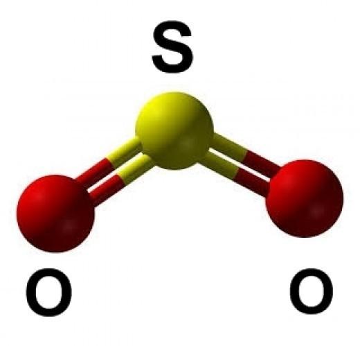 серен диоксид