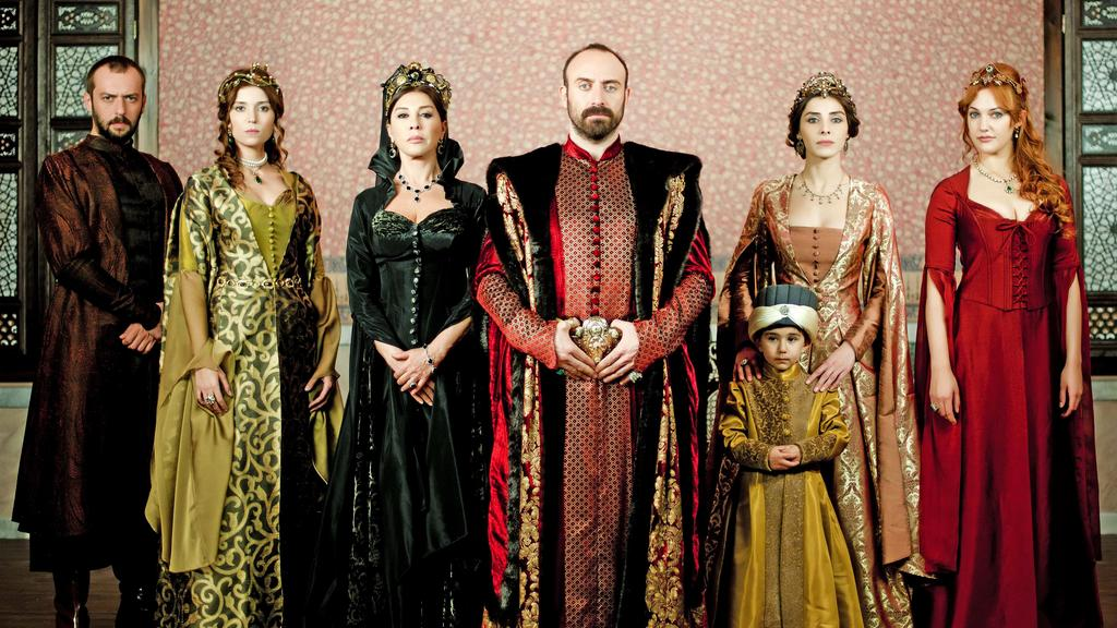 Султан Сулејман биографија лични живот