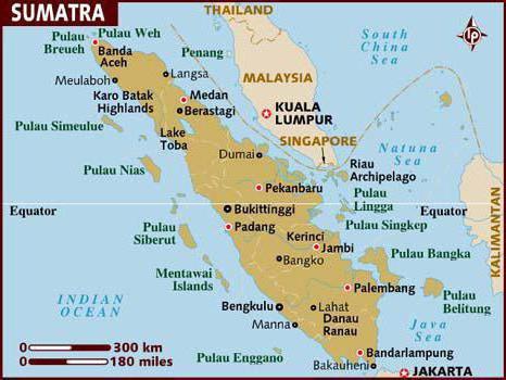 Otok Sumatra