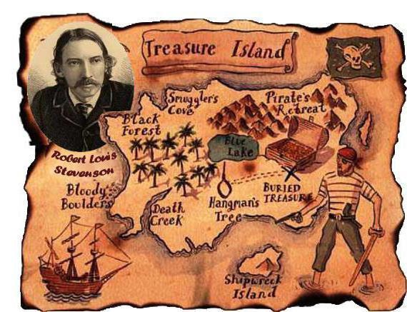 Sažetak otoka roberta Stevensona