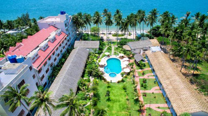 hotel sulla spiaggia di sun sands 3