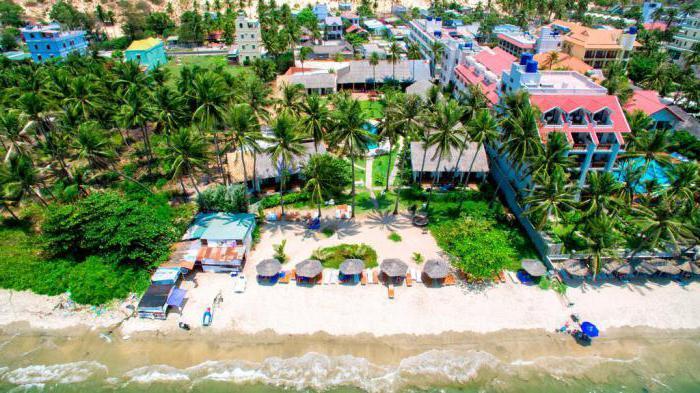 spiaggia di sabbia hotel 3 phan