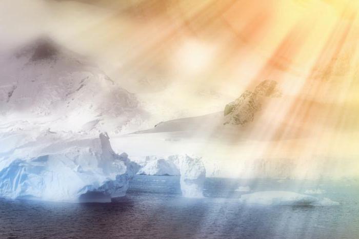 foto di raggi di sole