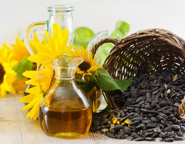žlica suncokretovog ulja