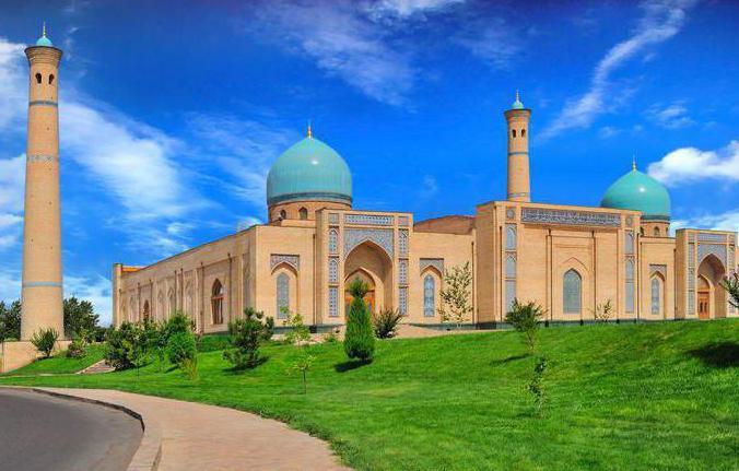 Gradovi Uzbekistana