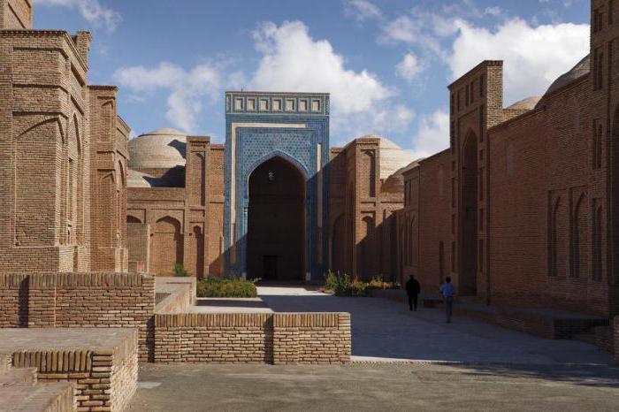 Gradovi Republike Uzbekistan