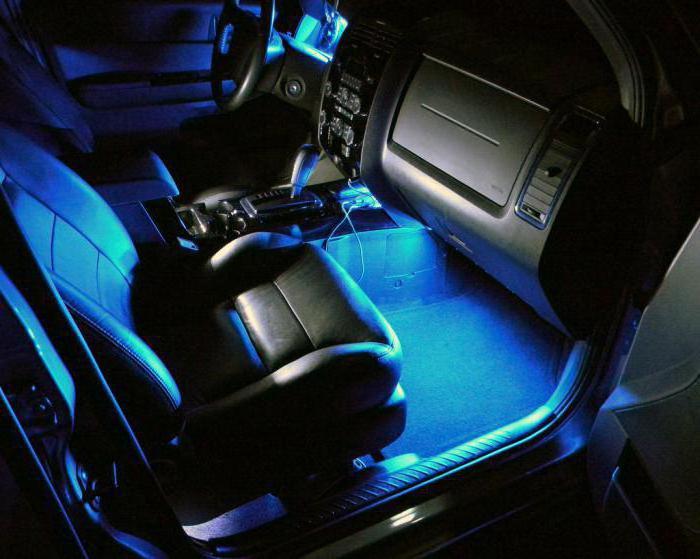 Diody LED bardzo jasne dla auto