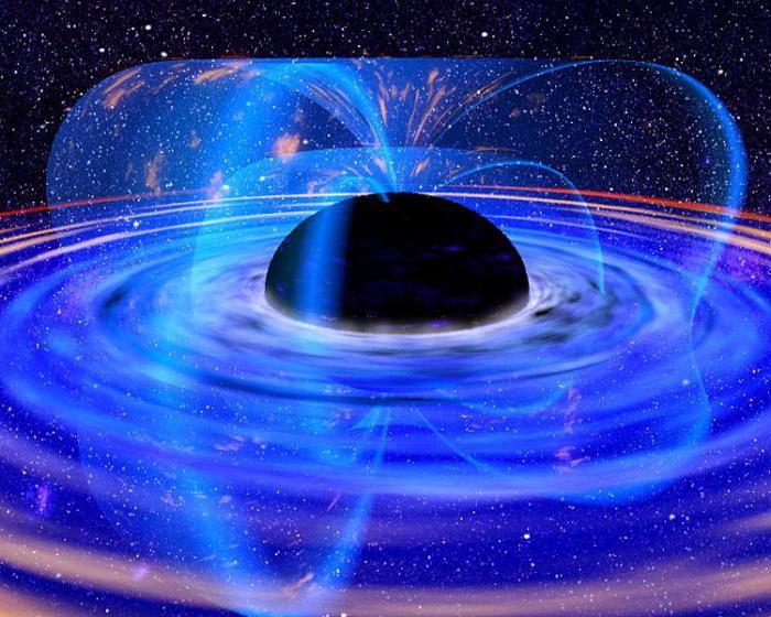 supermasivne črne luknje v najbolj oddaljeni galaksiji