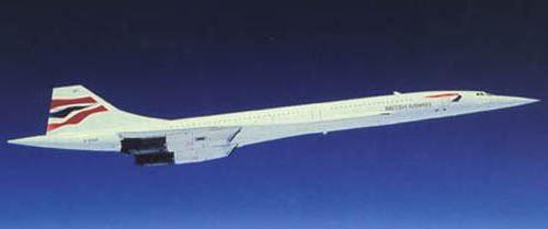 nadzvučni putnički zrakoplov tu