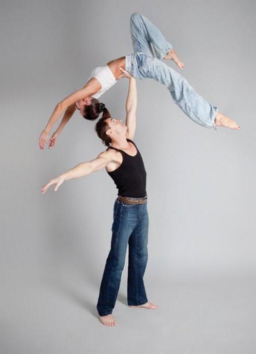 спортски плес