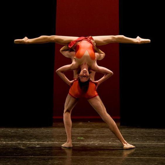 школа модерног плеса