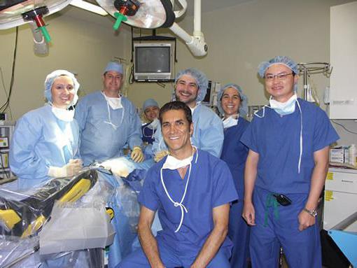 operacije u kirurškom odjelu
