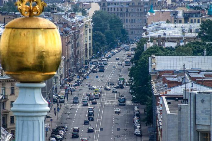 Suvorov Avenue