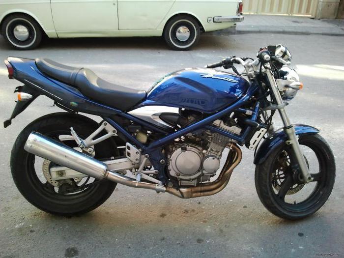 Suzuki Thug 250 specifikacije