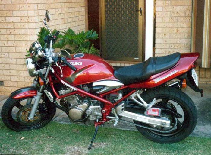 Suzuki Thug 250 Specifiche
