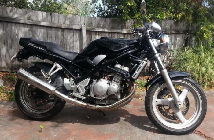 motor suzuki bandit 250