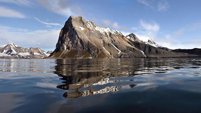 остров Шпицберген, който притежава