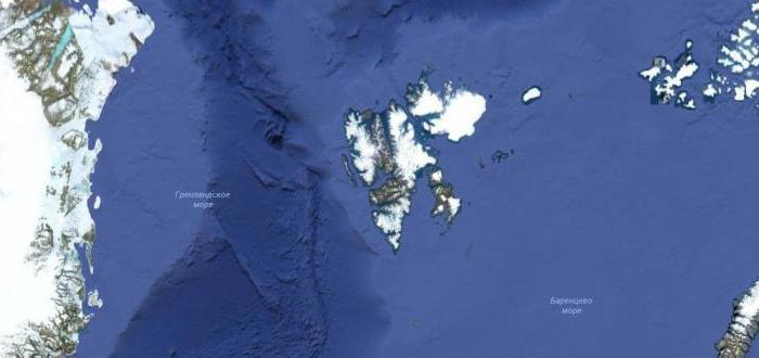 където е остров Шпицберген