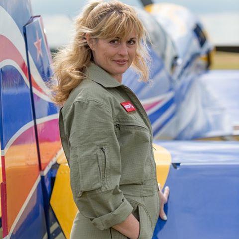 Kapanina Svetlana Pilot