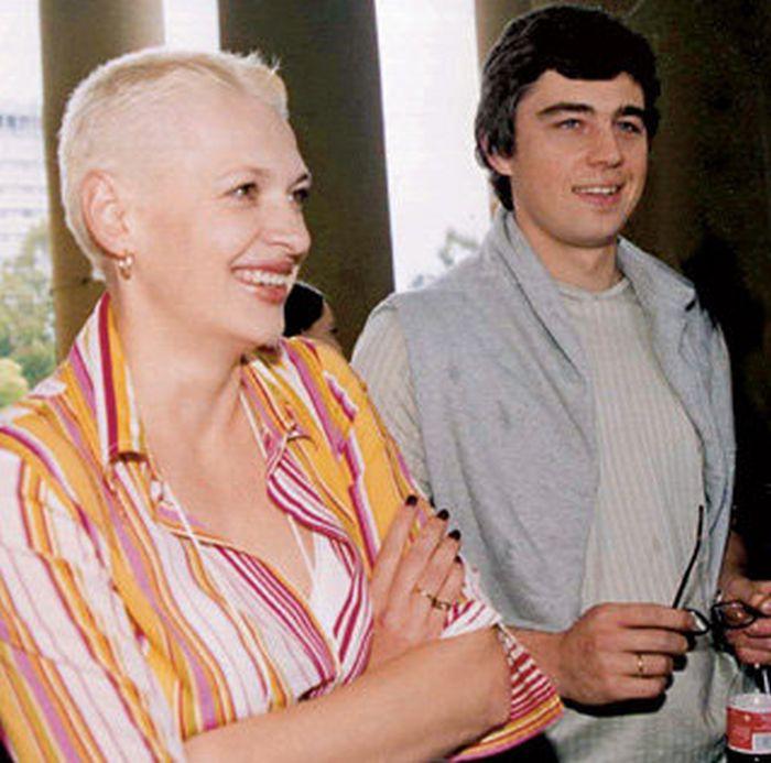 Svetlana i Sergey Bodrovy