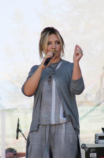 cantante svetlana nazarenko