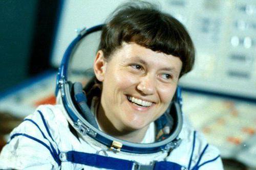 Svetlana Savitskaya biografie