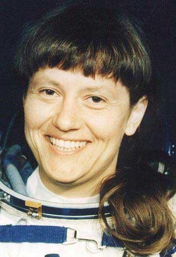 kosmonautka Svetlana Savitskaya